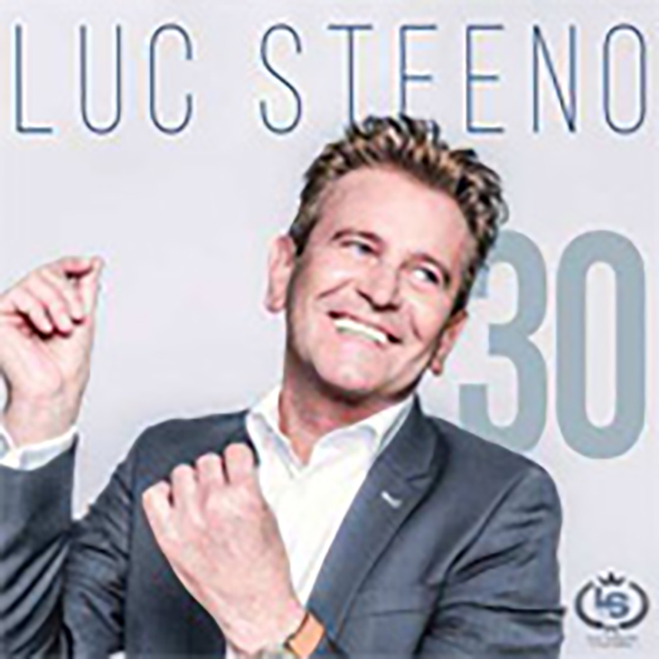 1025 VN Luc Steeno - 30 Jaar Carriere